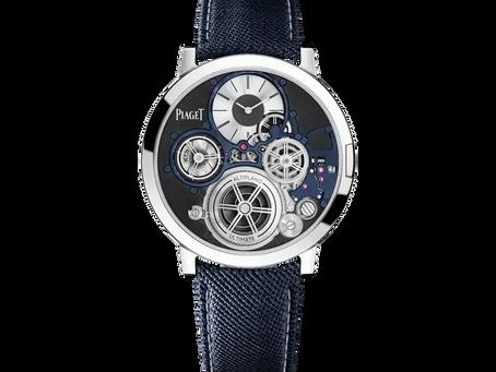 L'Aiguille d'Or pour la montre Piaget Ultimate Concept