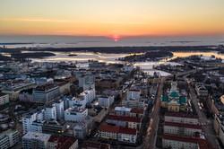 Ilmakuvaus Oulu