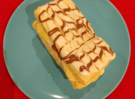 #ThatTranslatorCanCook week 40: Millefeuille