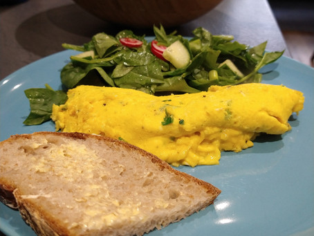 #ThatTranslatorCanCook week 47: classic French omelette
