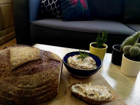 #ThatTranslatorCanCook week 7: Light Mushroom Pâté