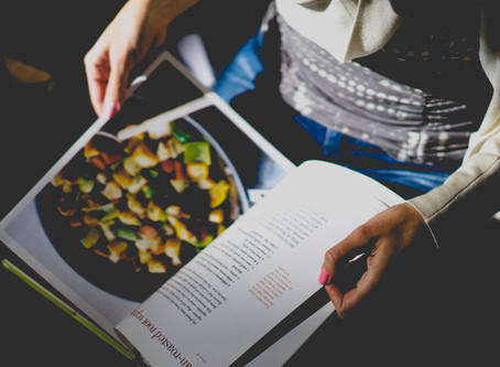 #ThatTranslatorCanCook week 26: a recipe for the ultimate cookbook
