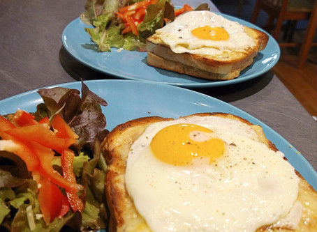 #ThatTranslatorCanCook week 50: Croque Madame