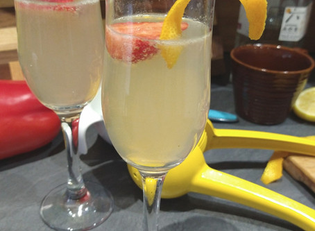 #ThatTranslatorCanCook week 44: French 75