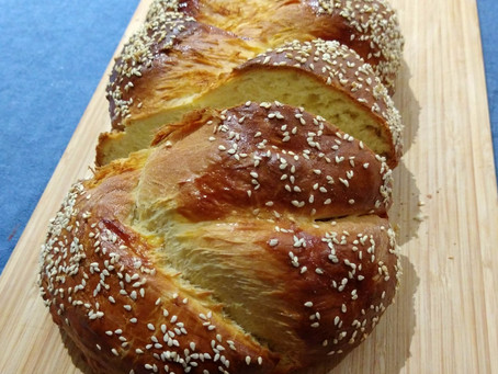 #ThatTranslatorCanCook week 20: brioche