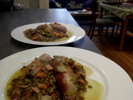#ThatTranslatorCanCook week 33: Country lentil stew