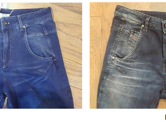 Diesel נגד hoodies - צו מניעה בגין העתקת מכנסי ג'ינס