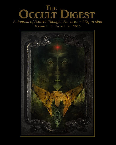 w-The Occult Digest: Vol. I, Issue I, 2016