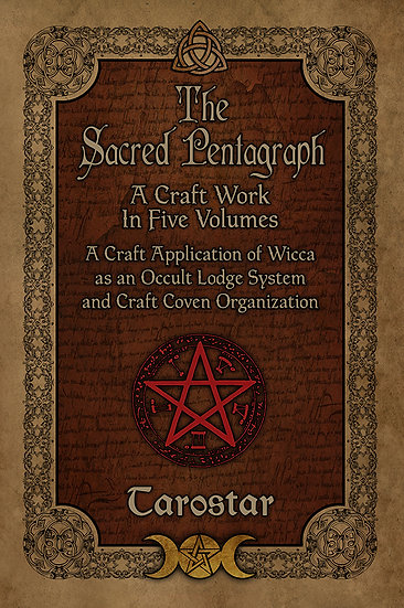 The Sacred Pentagraph: Compleat Softbound Edition