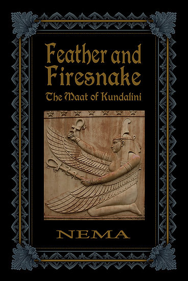 Feather and Firesnake: The Maat of Kundalini