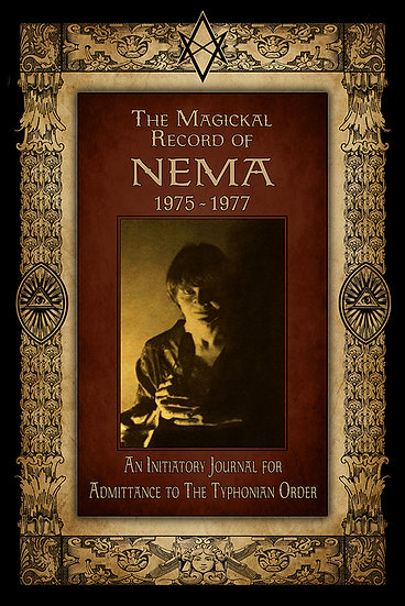 w-The Magickal Record of Nema, 1975 - 1977