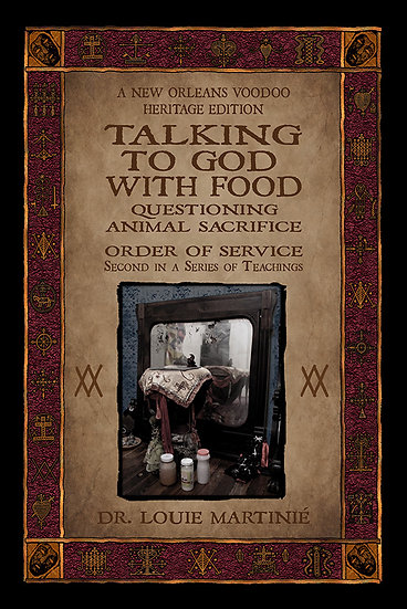 Talking to God With Food: Questioning Animal Sacrifice