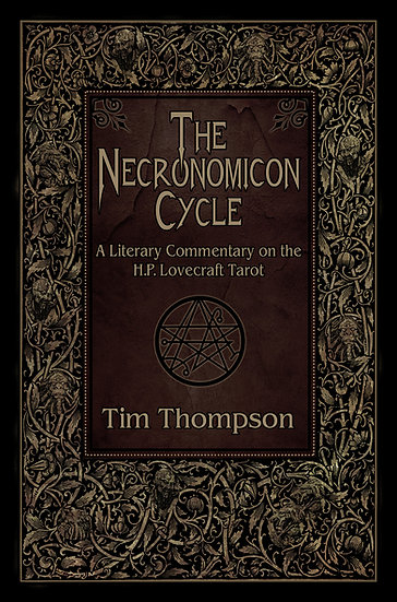 w-The Necronomicon Cycle: A Literary Commentary on the H.P. Lovecraft Taro