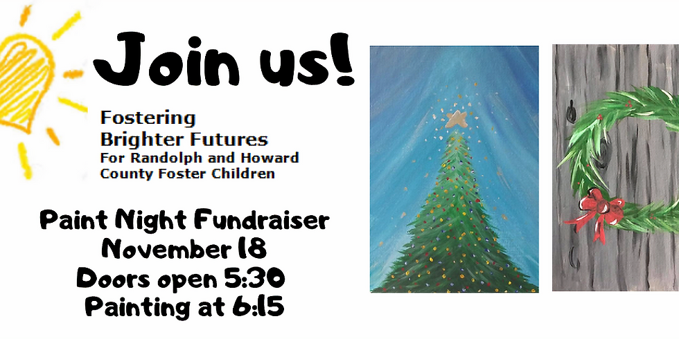 Fundraiser - Fostering Brighter Futures November 18 @ 5:30 pm