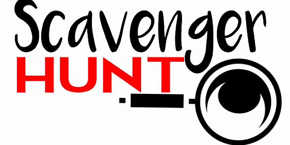 Moberly Scavenger Hunt Saturday September 26th @ 6 PM
