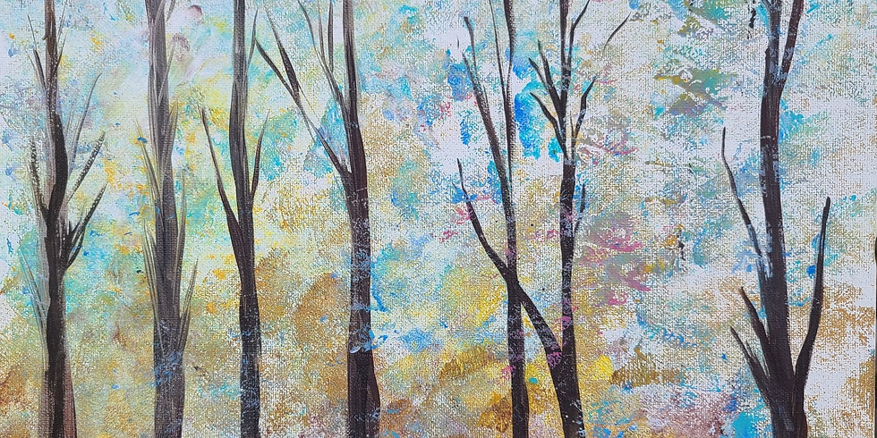 Paint with Paula - Sunday, November 29th @ 5 pm