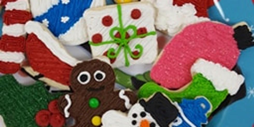 Kids Cookie Decorating - Saturday December 12th @ 1 PM