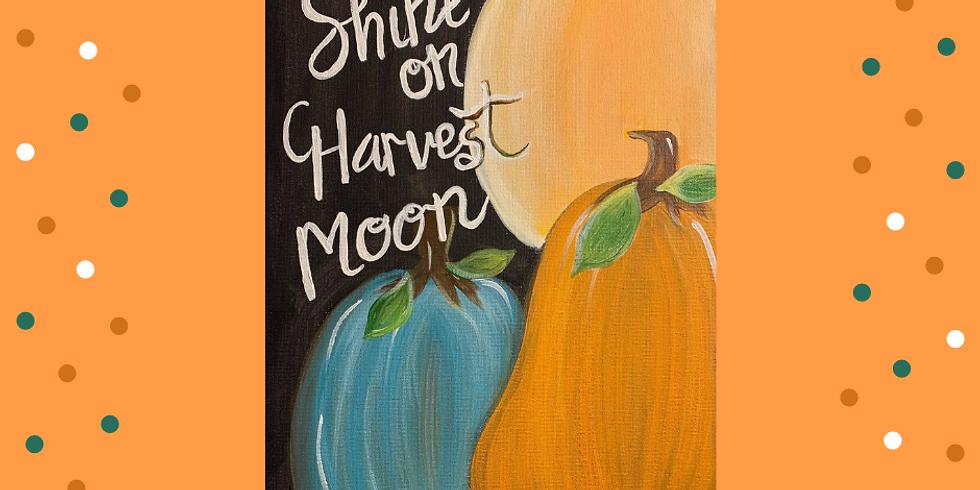 Paint Class Thursday September 24th @ 6 pm