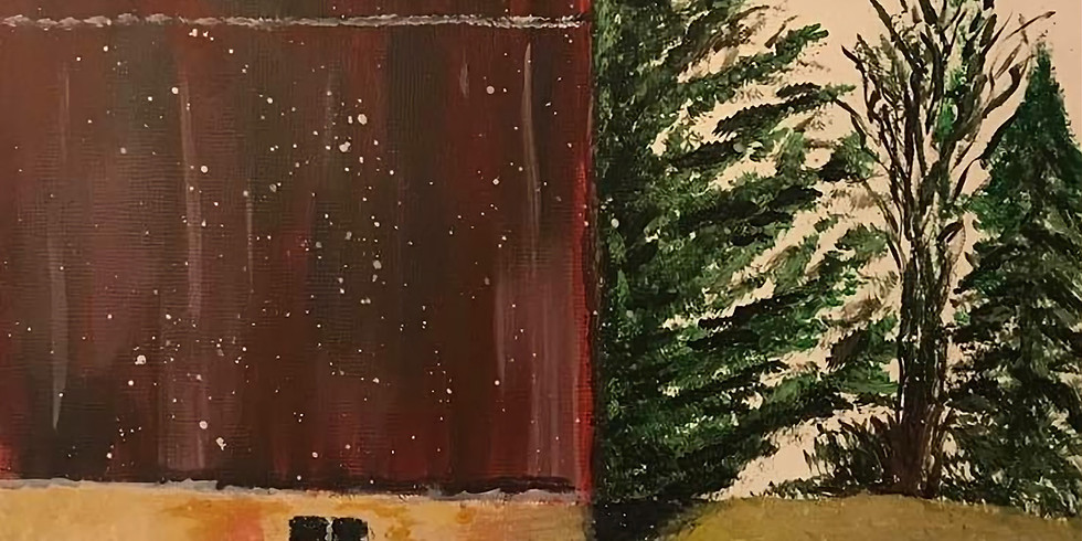 Paint with Paula! - Friday, January 15th @ 6 pm