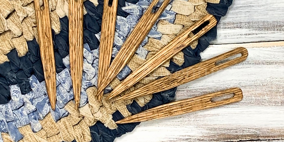 Rag Rug Class Friday August 21st @ 6 PM
