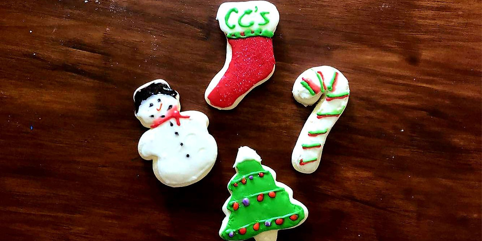Adult Cookie Decorating Saturday July 25th @ 3 PM