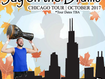 CHICAGO TOUR October 2017 TBA