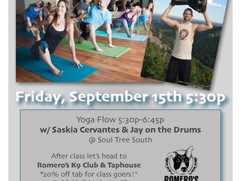 YOGA NIGHT OUT!!! | Lafayette, CO