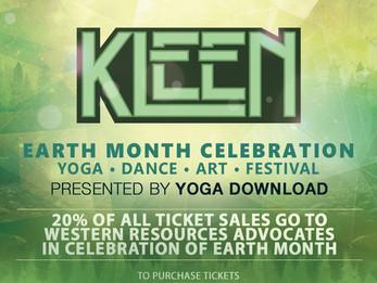 KLEEN 3 Sunrise Yoga, Dance & Wellness Celebration at Aveda Institute Denver