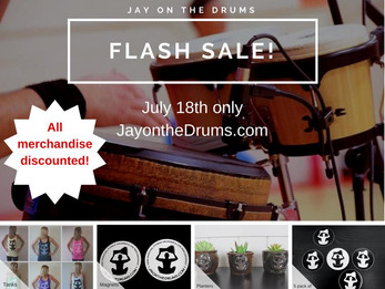 ONE DAY FLASH SALE | JULY 18 2018!!!