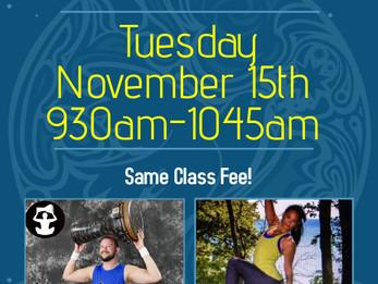 Yoga with a LIVE DRUM SOUNDTRACK @ North Shore Yoga | Bannockburn, IL