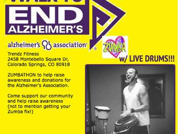 Zumbathon 4 ALLzheimers Association | Colorado Springs, CO