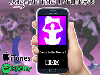Dance to the Drums 1 Now Available!!!