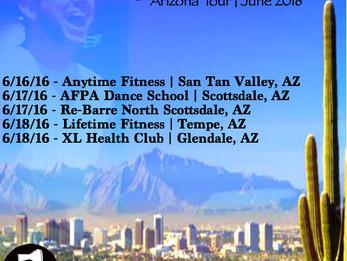 Arizona Tour - June 2016