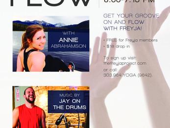 Return Yoga class at The Freyja Project!!! | Denver, CO