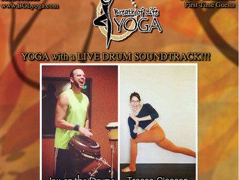Yoga @ Breath of Life Yoga | Commerce City, CO