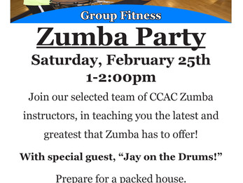 Zumba with LIVE DRUMS @ Cherry Creek Athletic Club | Denver, CO