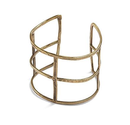 Congiunzioni bronze bracelet