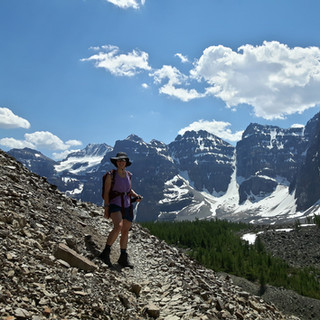 Hiking in Rocky Mountians