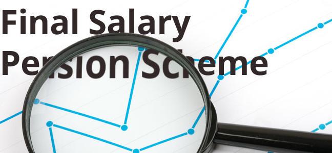 Final Salary Pensions May Be Cut
