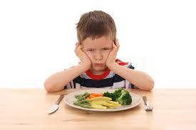 Fussy Eaters in the Family