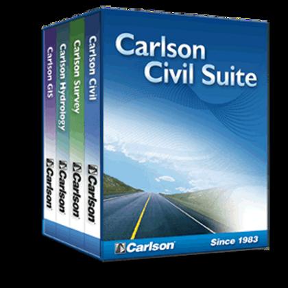Carlson- Civil Suite