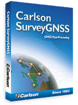 Software- Carlson Survey GNSS