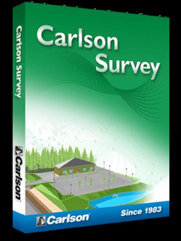 Software para Oficina- Carlson Survey