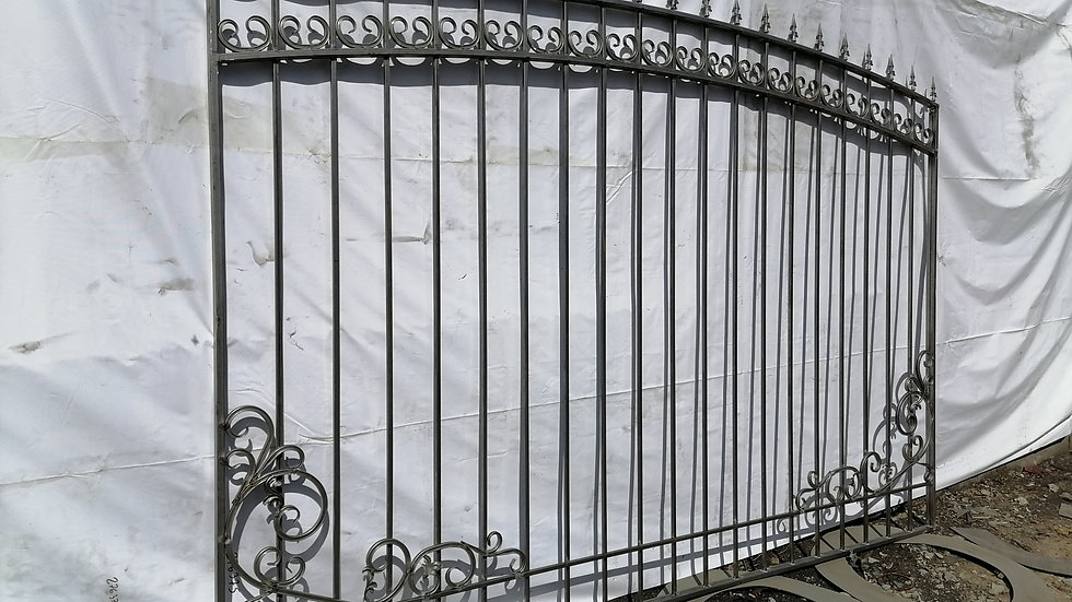 Забор Арт - 4