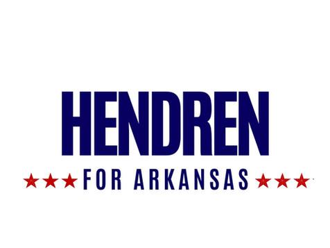 Hendren for Arkansas Campaign Releases New Ad
