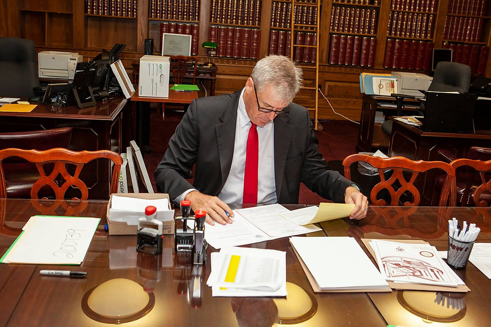 Judge Delay Working in his Chamber.jpg