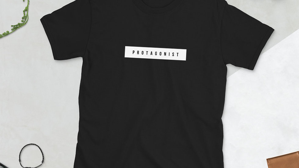 Protagonist Short-Sleeve T-Shirt
