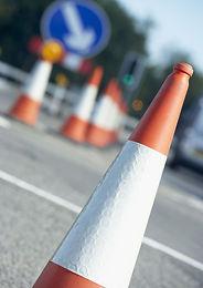 Close up cone
