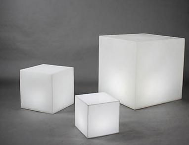 Аренда светодиодных кубов