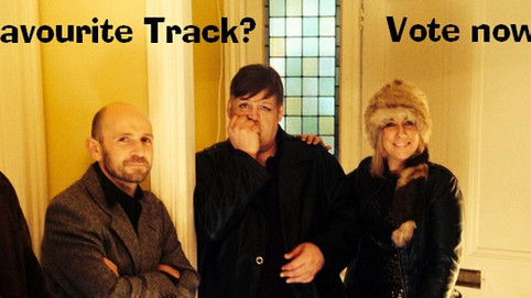 Vote for your Favourite Tracks!